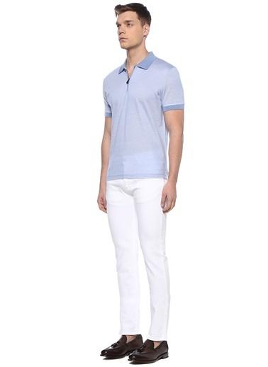 Canali Pantolon Beyaz